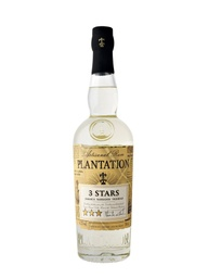 Rum Three Star 41.2% 70cl - Plantation Rum