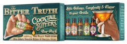 Bar Pack 5 x 2 cl 40.8% - Bitter Truth