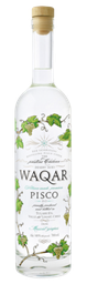 WAQUAR Pisco 40% 70cl - Chili